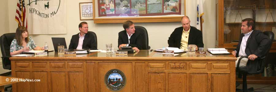Board of Selectmen